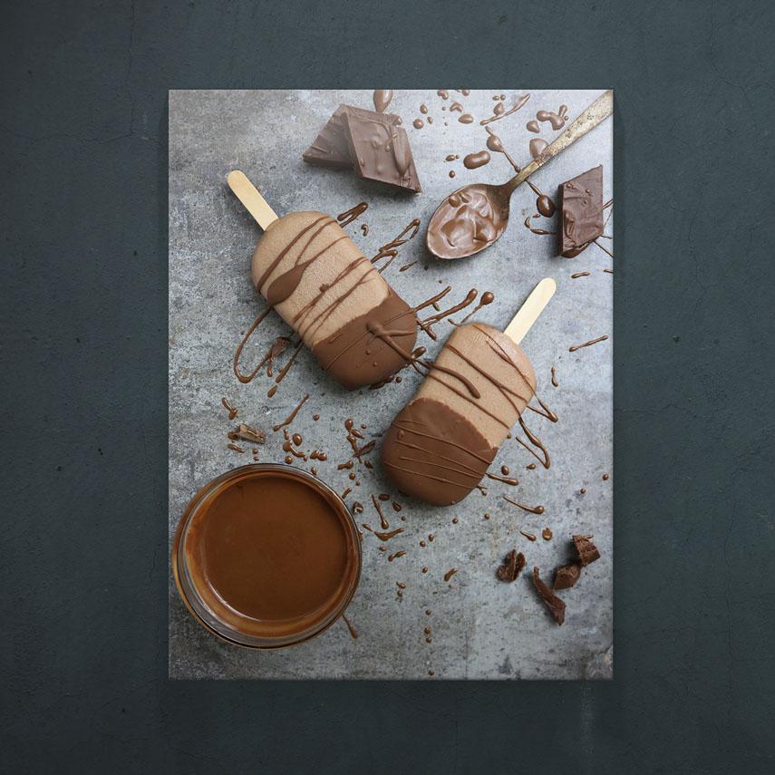 Inghetata de ciocolata- Pepanza.ro