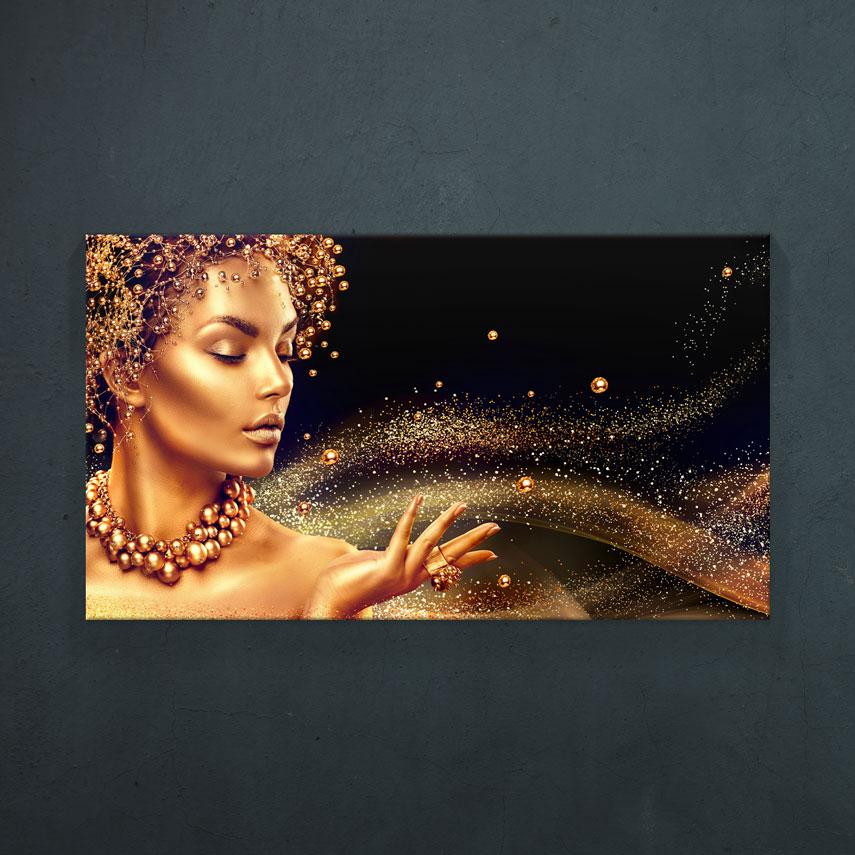 Golden fairy- Pepanza.ro