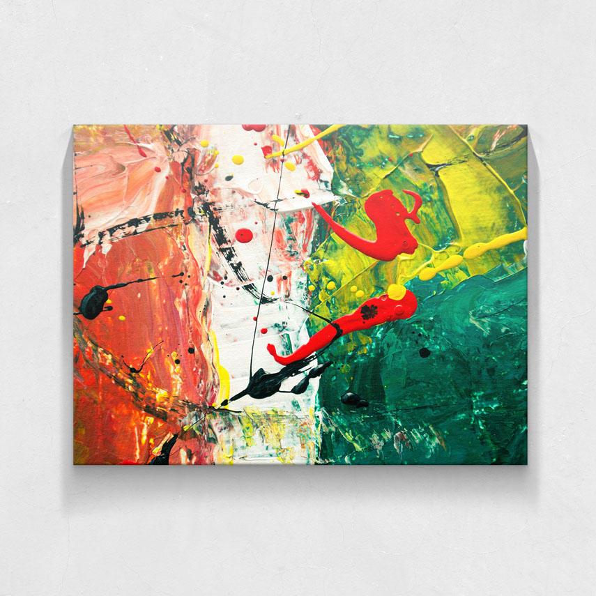 Splash of color- Pepanza.ro
