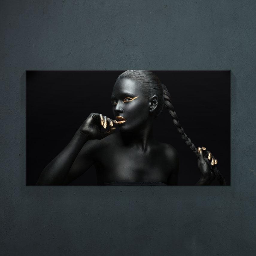 Gold Woman- Pepanza.ro