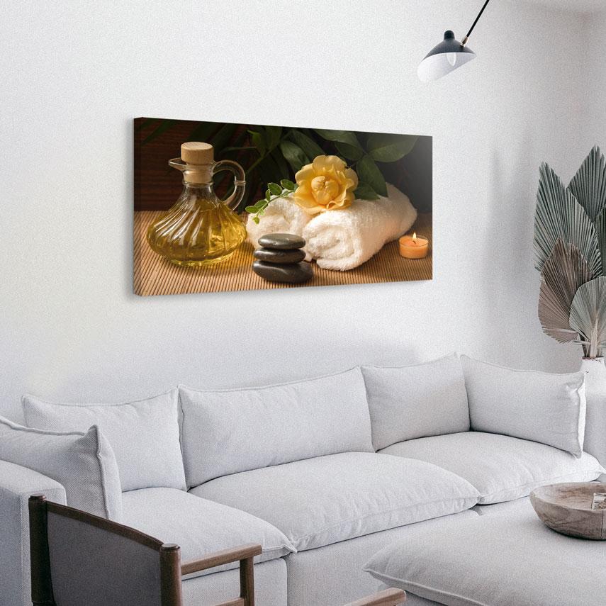 Tablou canvas La spa - Pepanza.ro