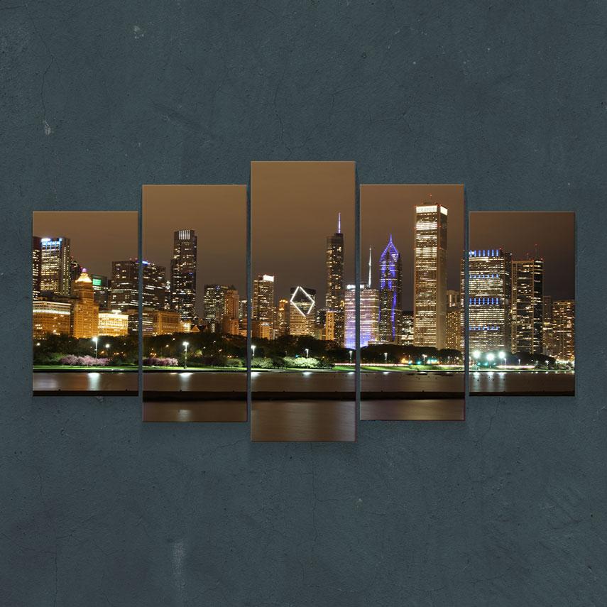 Peisaj Urban Chicago- Pepanza.ro