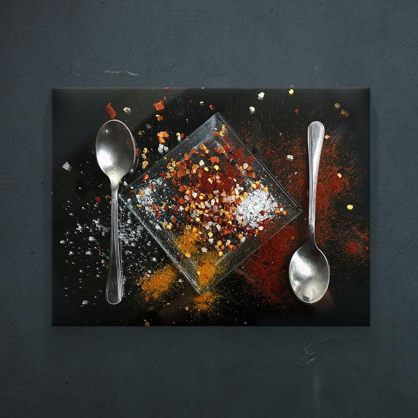 Tablou canvas Condimente - Pepanza.ro