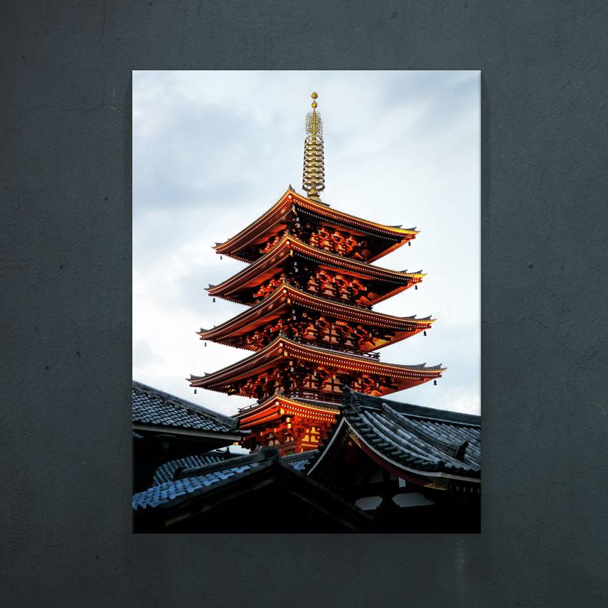 Templul Sensō-ji- Pepanza.ro