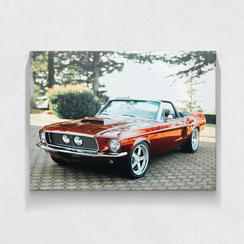 Ford Mustang vintage- Pepanza.ro