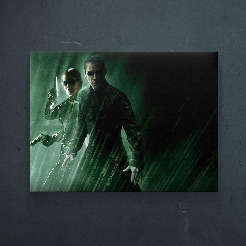 Matrix - Neo & Trinity- Pepanza.ro