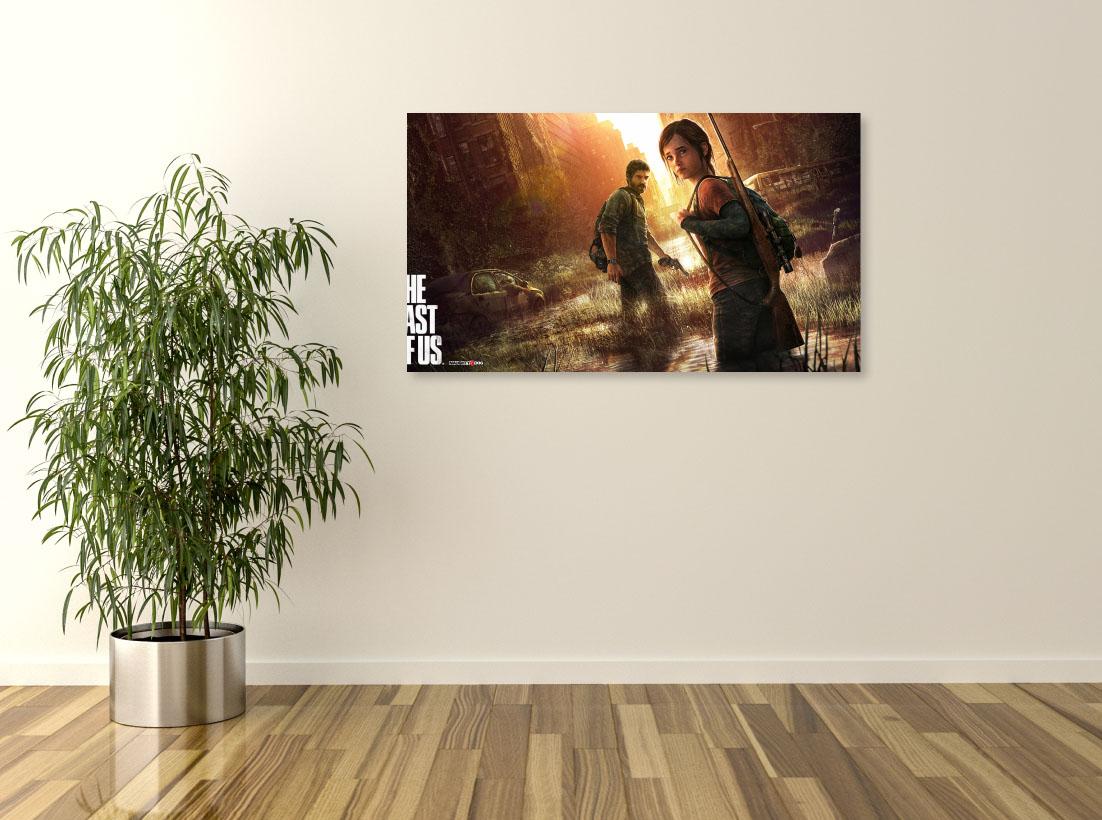 Tablou Jocuri Video The Last of Us - Pepanza.ro