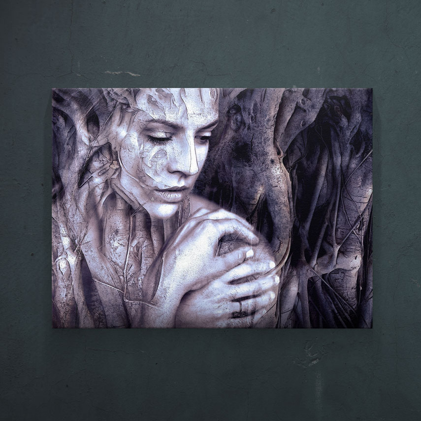 Mystical woman- Pepanza.ro