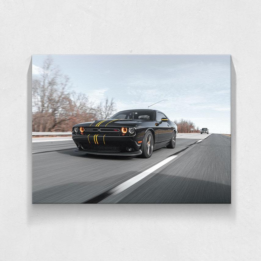 Dodge Challenger- Pepanza.ro