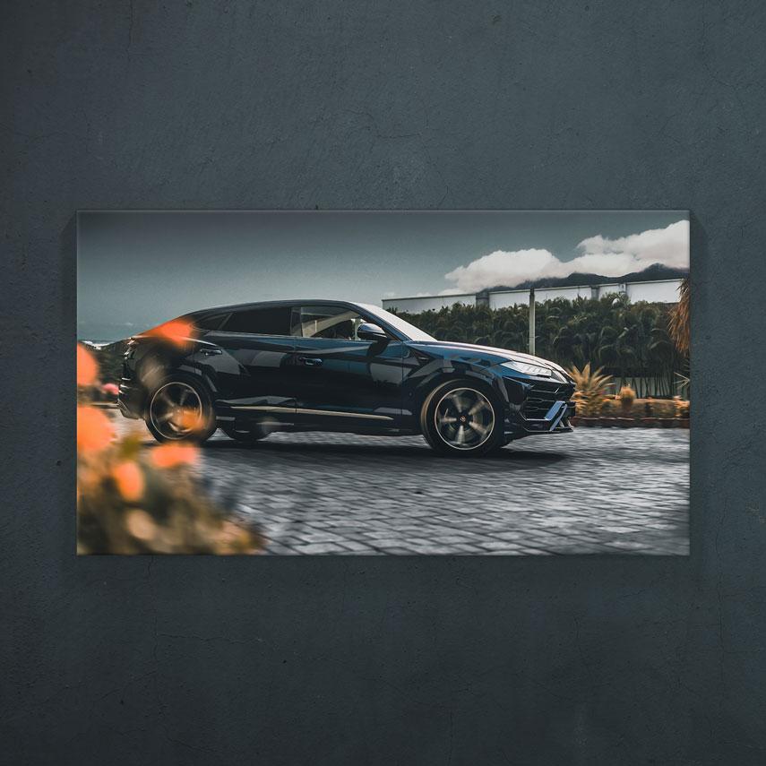 Lamborghini SUV negru- Pepanza.ro