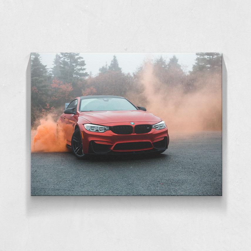BMW M3 rosu- Pepanza.ro