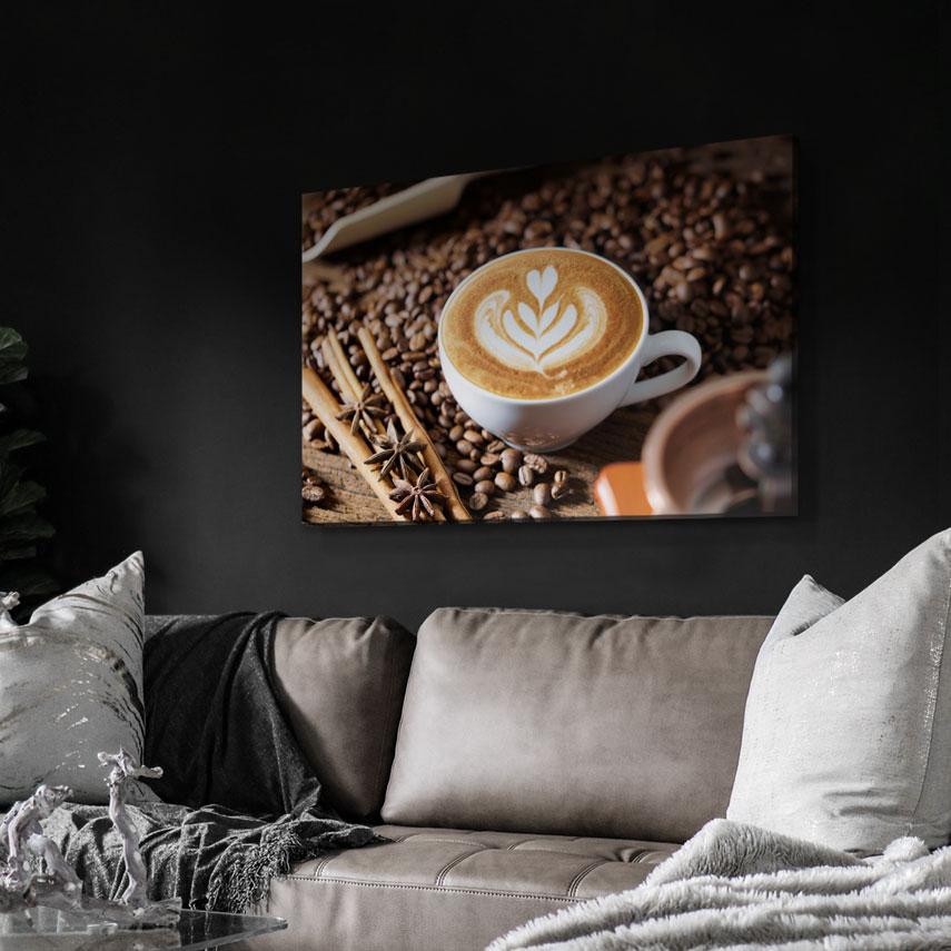 Tablou canvas Cafea - Pepanza.ro
