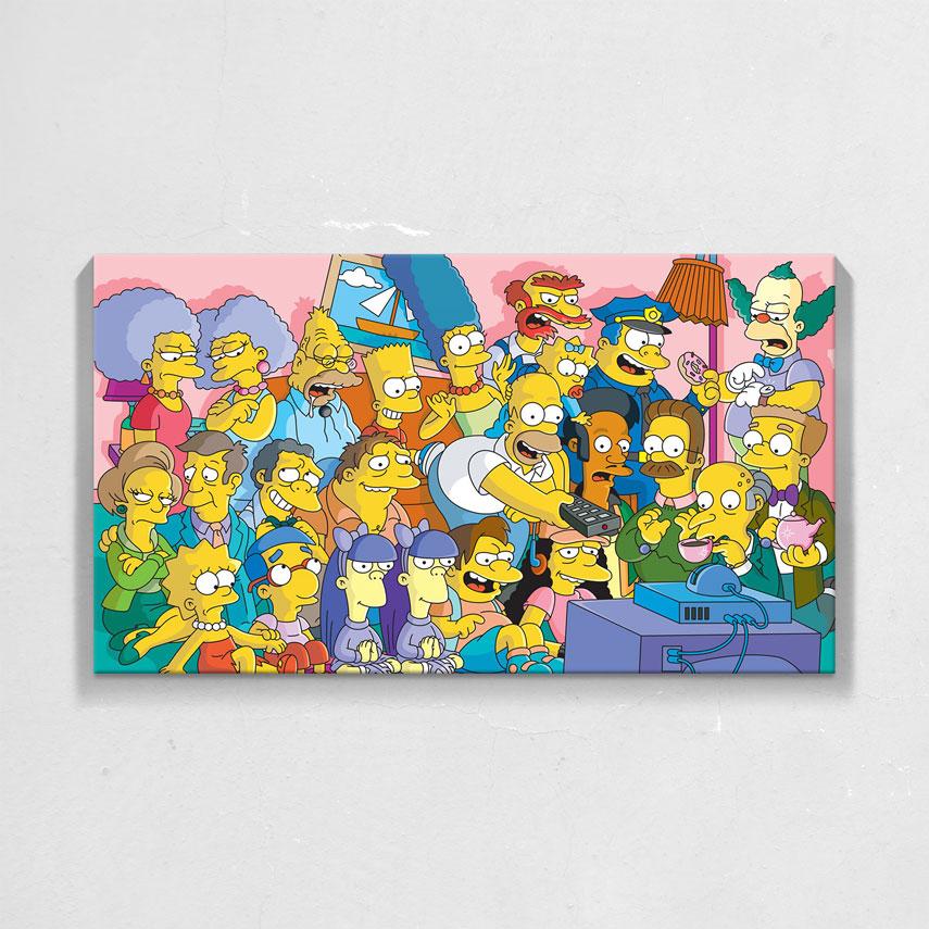 The Simpsons - All Character- Pepanza.ro
