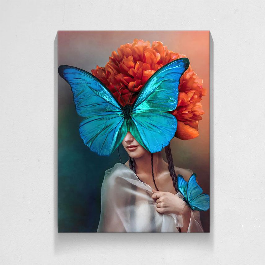 Fata fluture- Pepanza.ro