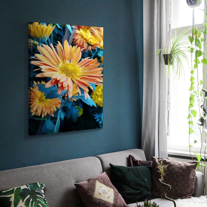 Tablou canvas Flori de camp - Pepanza.ro