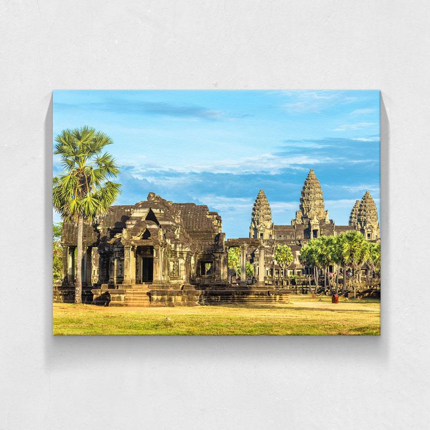 Angkor Wat temple- Pepanza.ro
