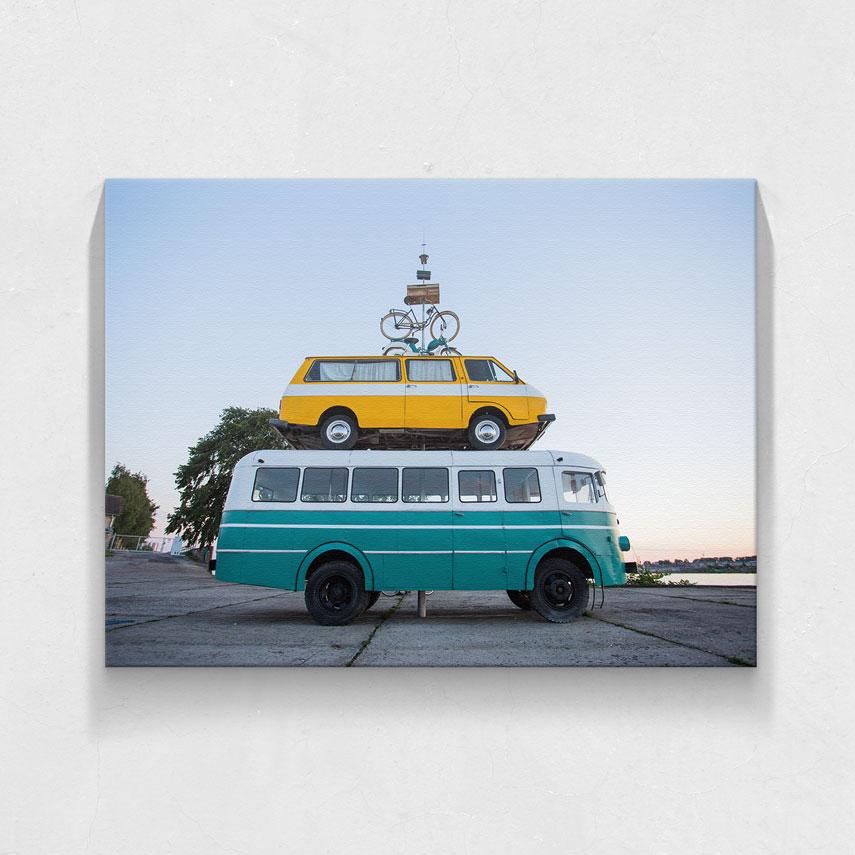 Vintage vans- Pepanza.ro