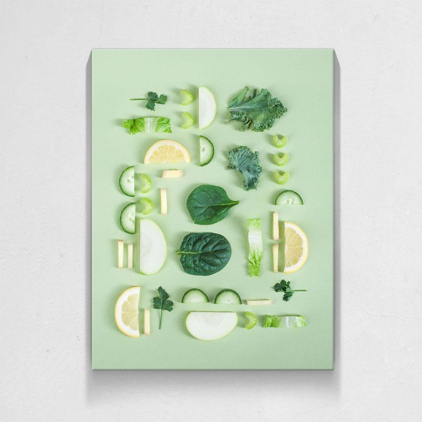 Alimente verzi- Pepanza.ro
