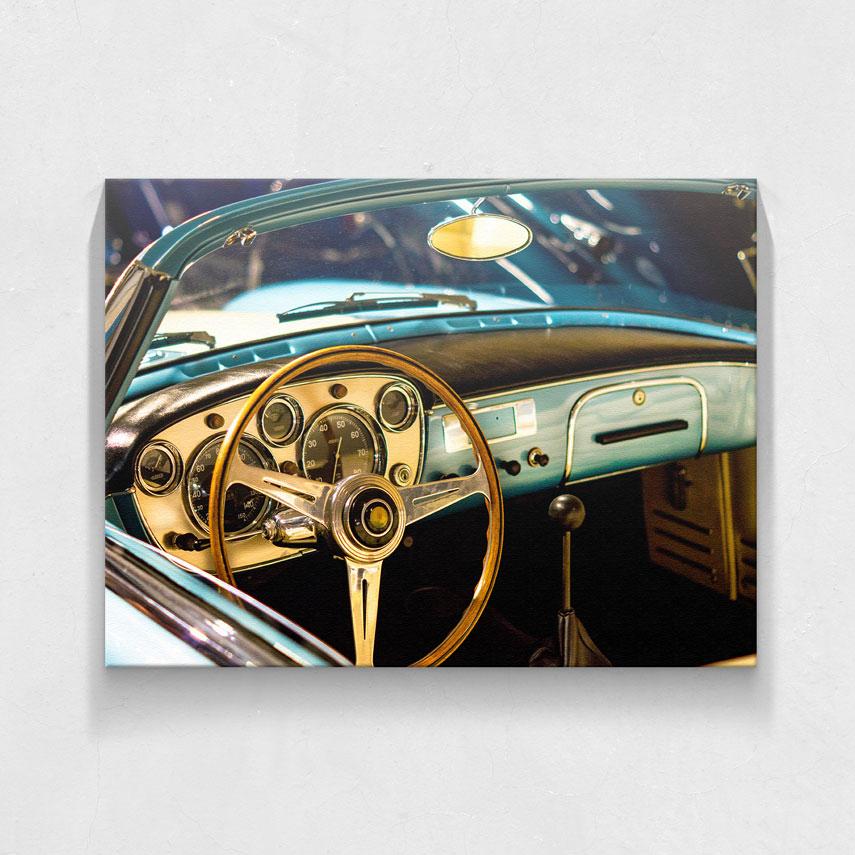 Masina vintage- Pepanza.ro