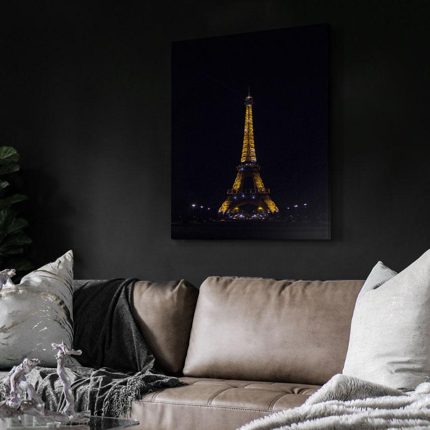 Tablou canvas Turnul Eiffel - Pepanza.ro