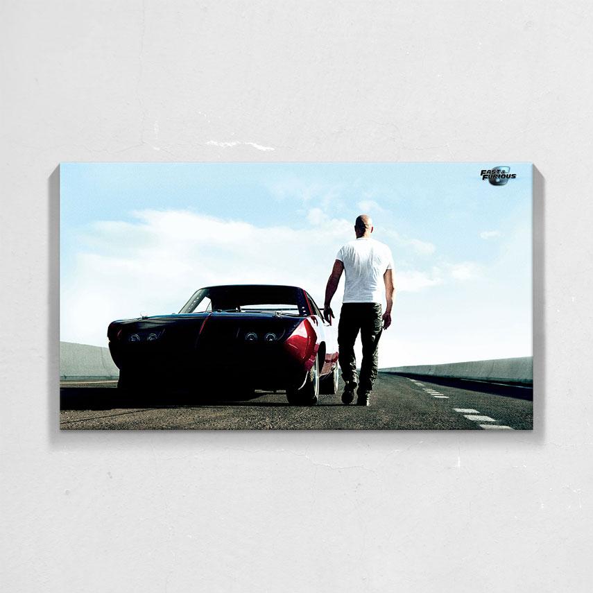 Fast & Furios - Vin Diesel- Pepanza.ro