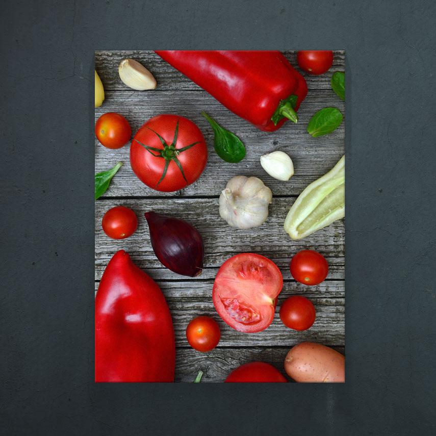 Fresh vegetables- Pepanza.ro