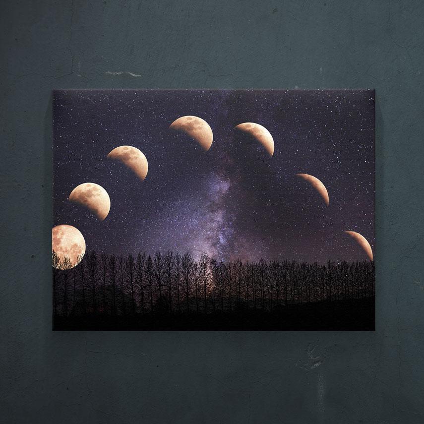 Luna si stele- Pepanza.ro