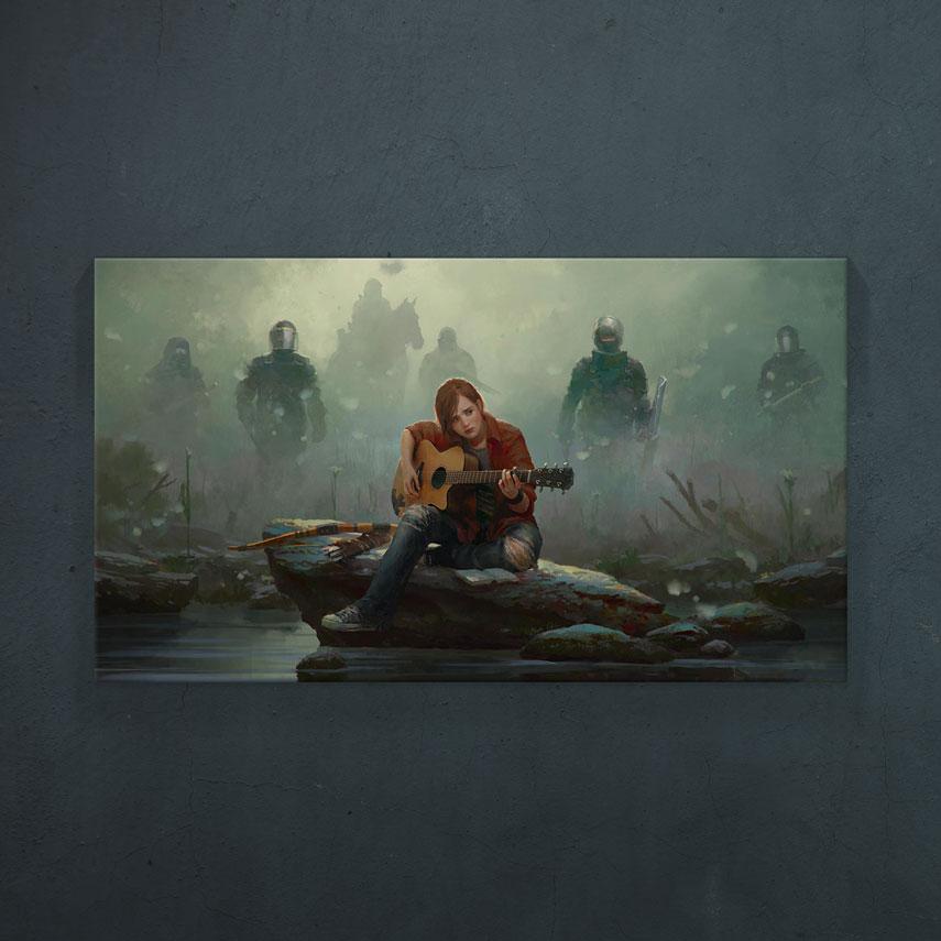 The Last of Us - Ellie- Pepanza.ro
