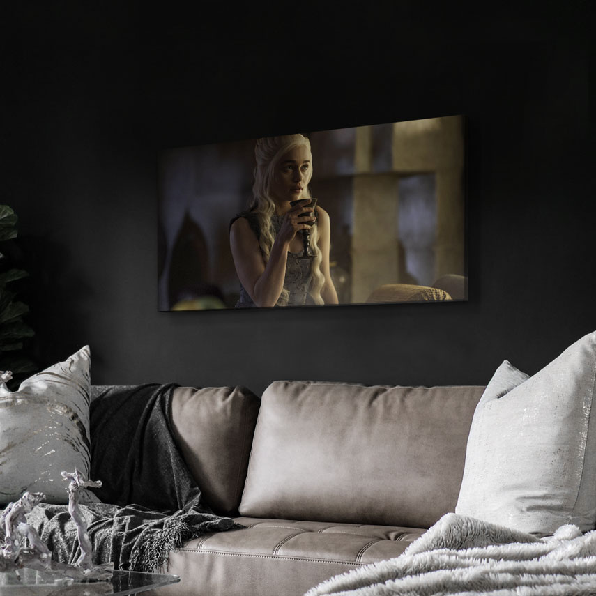 Tablou Filme Game of Thrones, Daenerys Targaryen - Pepanza.ro