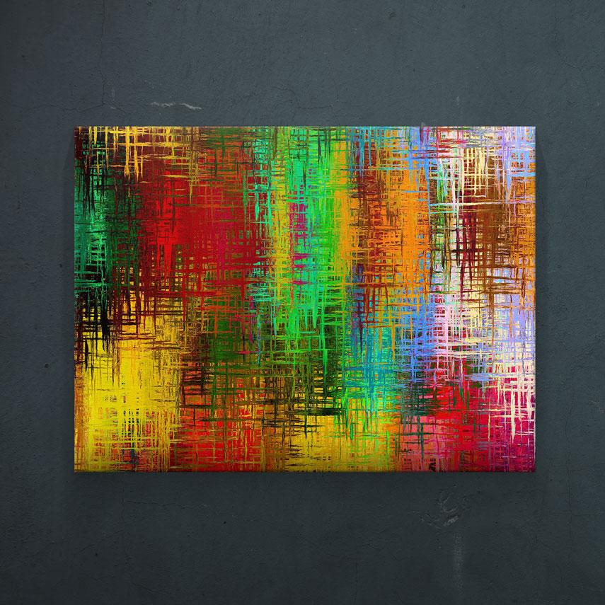 Pictura abstracta- Pepanza.ro