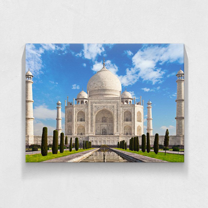 Taj Mahal- Pepanza.ro