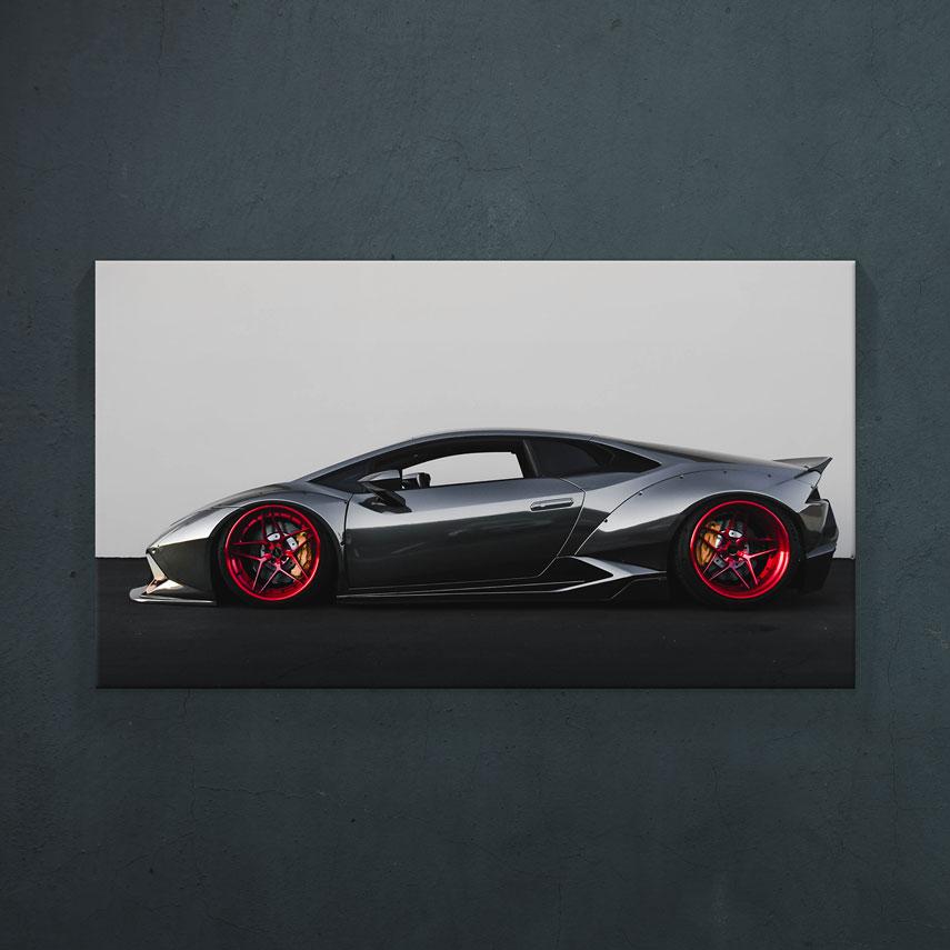 Lamborghini gri- Pepanza.ro